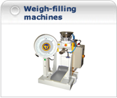 weigh-filling machines