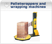 palletwrappers and wrapping machines