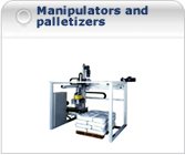 manipulators and palletizers