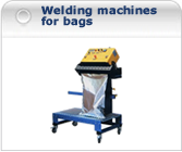 welding machines for bags