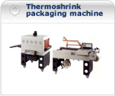 thermoshrink packanging pachine